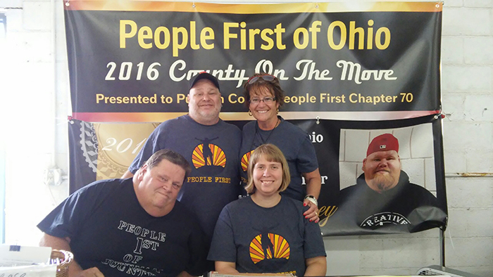 People First of Ohio